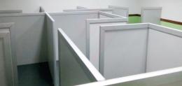Cubicle Office Phenolic Resin